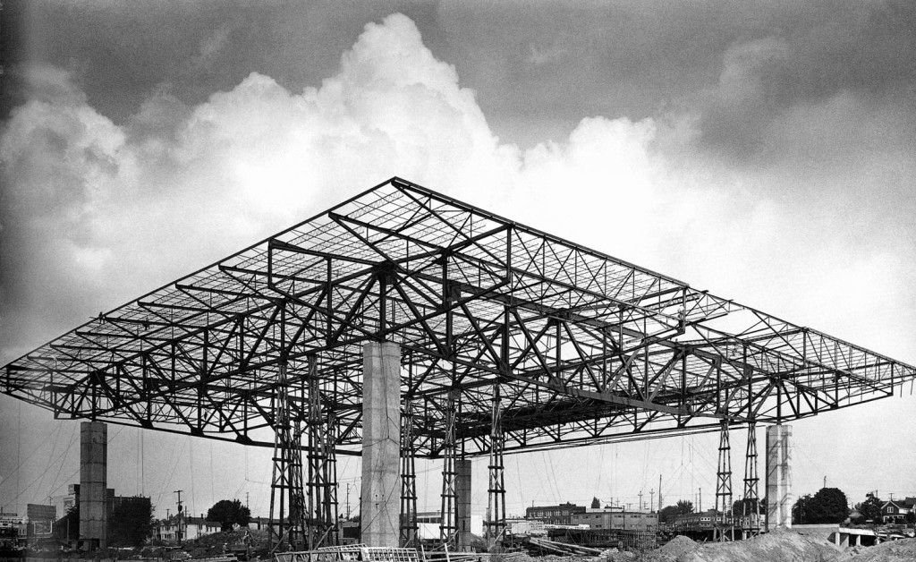 VMC steel structure