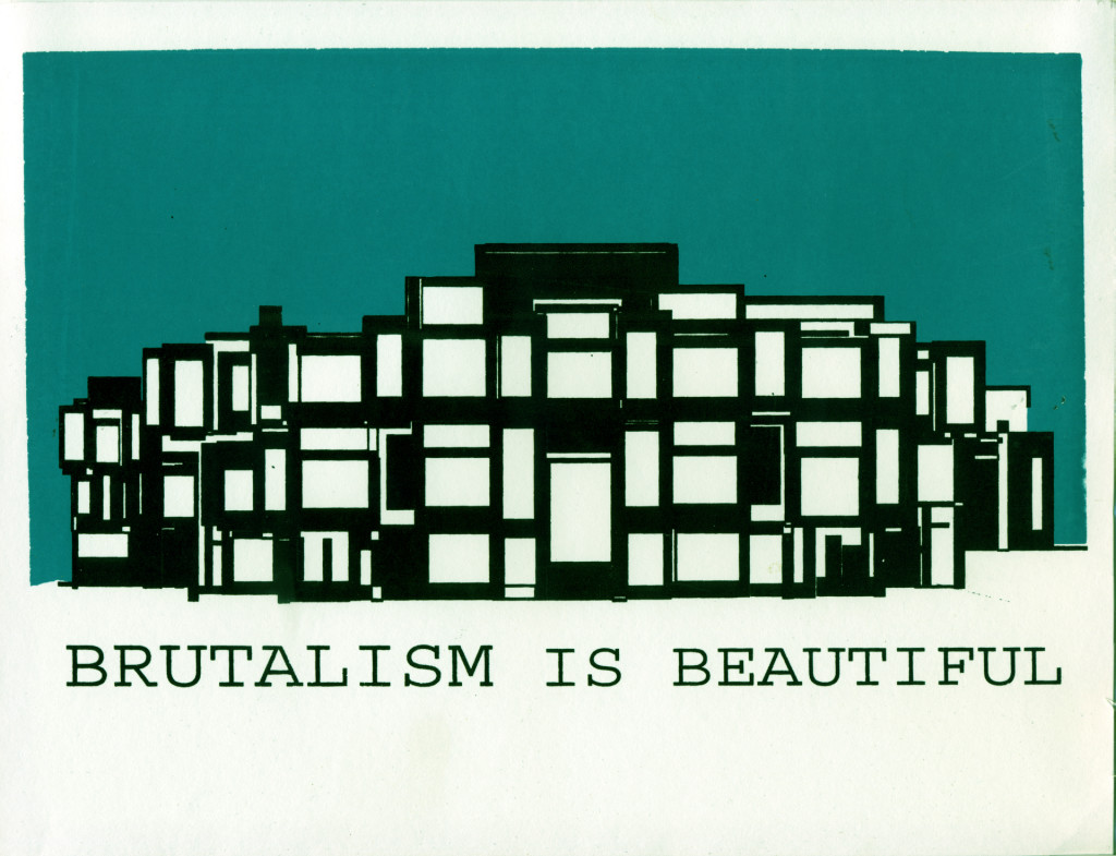 Brutalism is Beautiful