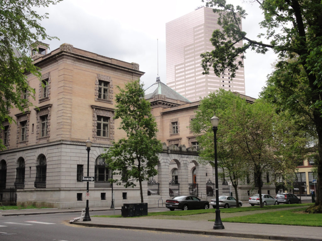 U.S. Custom House renovation and historic tax credits.