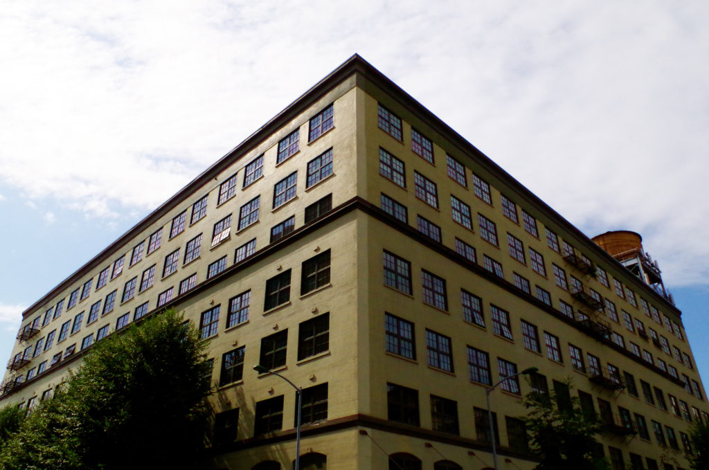 Marshall Wells Lofts building preservation plan.